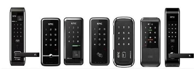 EPIC Door Lock Sri Lanka