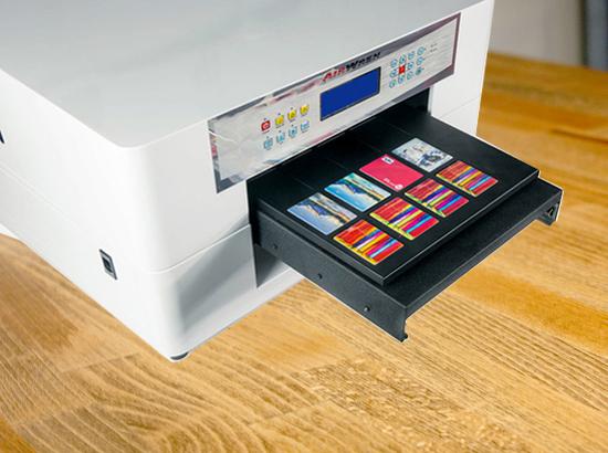 Plastic ID Card Printing