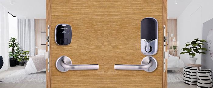 SML-SPLIT Smartlock.lk Hotel Lock