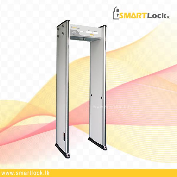 walk through metal detector Sri Lanka